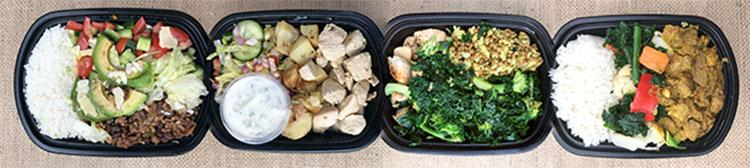Try our - Metro Fit Meals